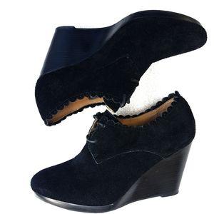 Jack Rogers Shoes - Jack Roger Olivia Suede Bootie Size 7.5